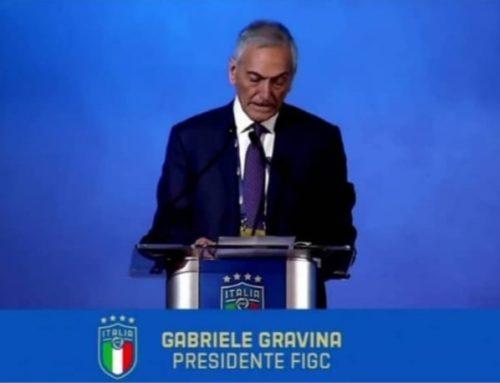 Congratulazioni al Presidente Gravina